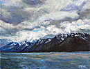 Jackson Lake Stormclouds